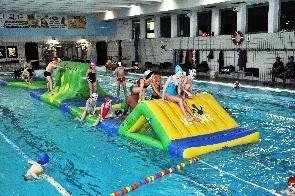 87171e644101 Acquapark alle piscine coperte dello Sporting Club Muggiò